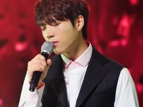 Penuh Penghayatan Saat Tampil, Woohyun Infinite Pecahkan Rekor Skor di 'Immortal Song'