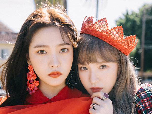 Interaksi Manis Yeri dan Wendy Red Velvet Bikin Fans Bahagia