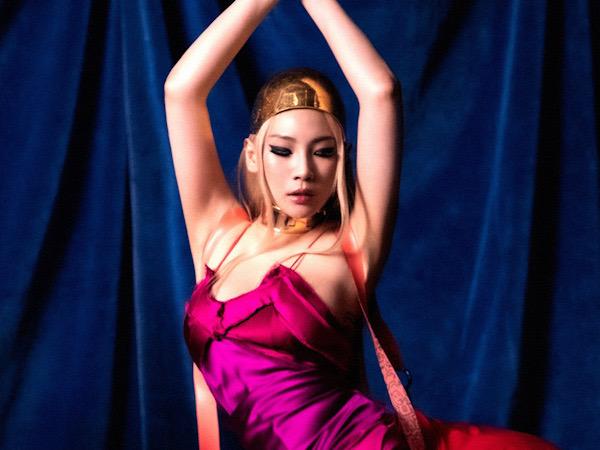 Queen is Back, CL Resmi Rilis Album ALPHA dengan Lagu Utama Tie a Cherry