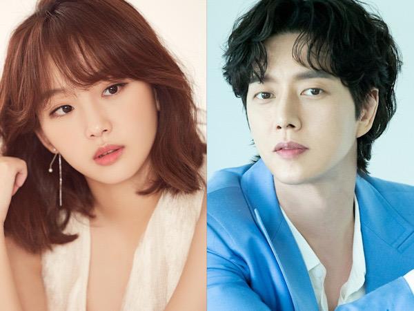 Jin Ki Joo Jadi Pasangan Park Hae Jin di Drama Terbaru MBC