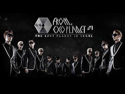 Wow, Tiket Konser Solo EXO Habis Dipesan dalam Hitungan Kurang dari 2 Detik!