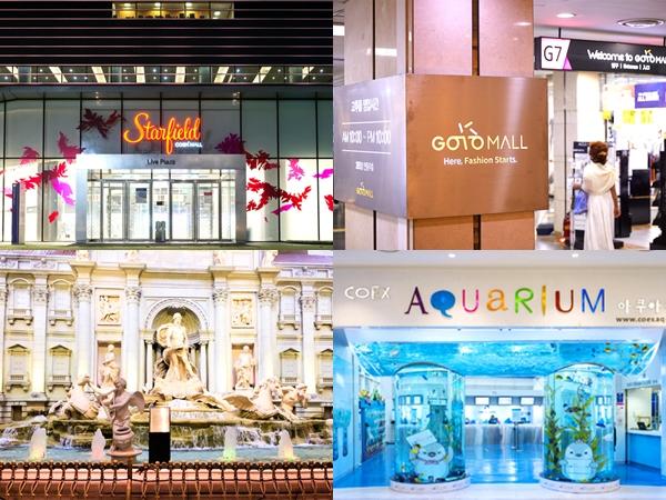 5 Pusat Perbelanjaan Bawah Tanah Terpopuler di Seoul
