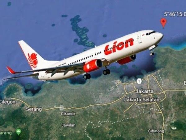 Kesaksian Nelayan Buat Dugaan Pesawat Lion Air JT 610 Meledak?