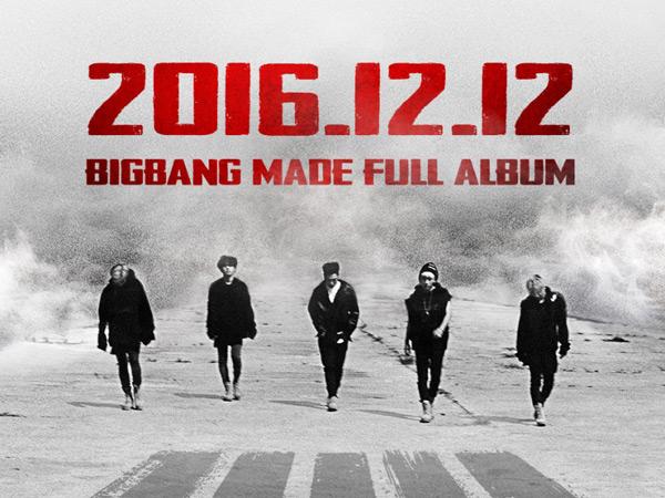 Jelang Comeback, Big Bang Akan Lakukan Hal Spesial Untuk Fans di Malam Perilisan Albumnya