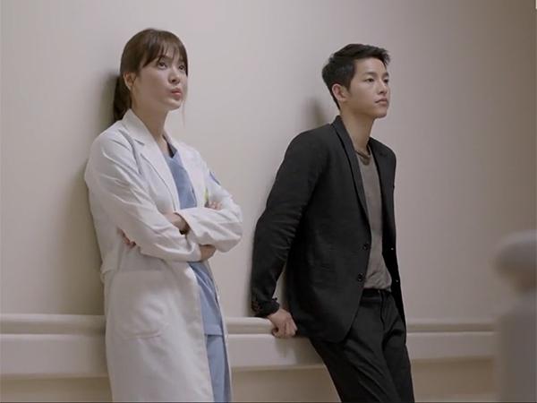 'Descendants of the Sun' Episode 1-2: Adanya Polemik Kisah Asmara Song Joong Ki dan Song Hye Gyo