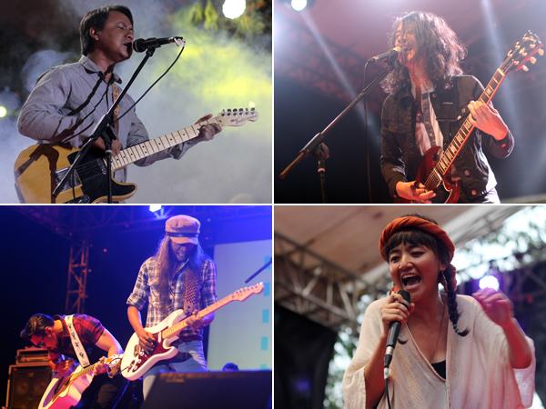 Perpaduan Apik Edukasi dan Musik di Gelaran JAMS 2015