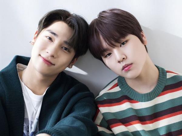 Lee Hangyul dan Nam Dohyon Umumkan Akan Gelar Fanmeeting Bersama