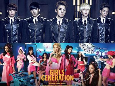 Boy Group MR.MR Akui Rilis Lagu Berjudul 'Mr.Mr' Untuk Sindir SNSD!