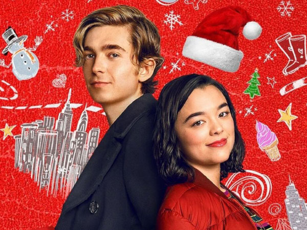 Review Serial 'Dash & Lily': Kisah Dua Remaja Kesepian di Hari Natal