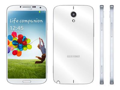 Galaxy Note 3 Sempat Gunakan Sensor Sidik Jari?