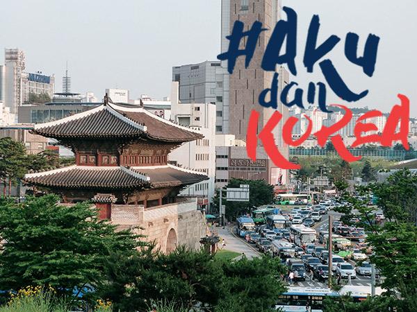 #AkudanKorea, Solusi Mudah Tentukan Destinasi Liburan di Korea Selatan Sesuai Kepribadianmu!