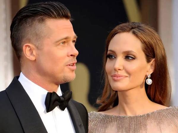 Cerai Setelah 12 Tahun Bersama, Simak Lagi Momen Perjalanan Cinta Brad Pitt dan Angelina Jolie