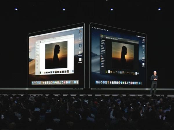 Apple Perkenalkan macOS Mojave dengan Fitur Andalan 'Dark Mode'