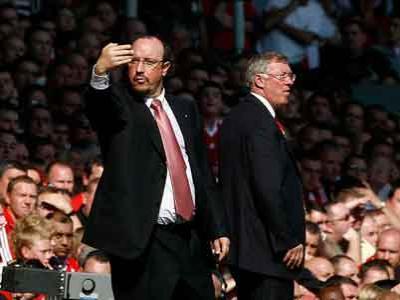 Benitez dan Ferguson Semakin Panas