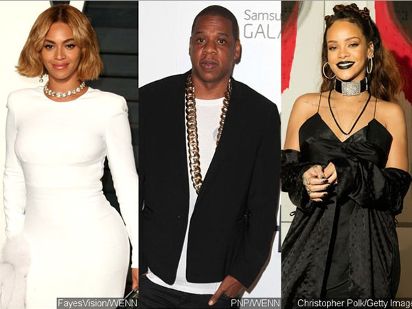 Merasa Terluka, Beyonce Sempat Pisah Setahun dari Jay Z Karena Rihanna?