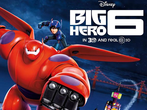 'Big Hero 6', Petualangan Seru Robot Imut nan Menggemaskan Bernama Baymax!