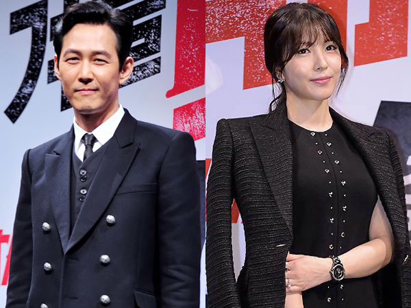Apa yang Buat Aktor Lee Jung Jae Nyaman Akting Bareng BoA?