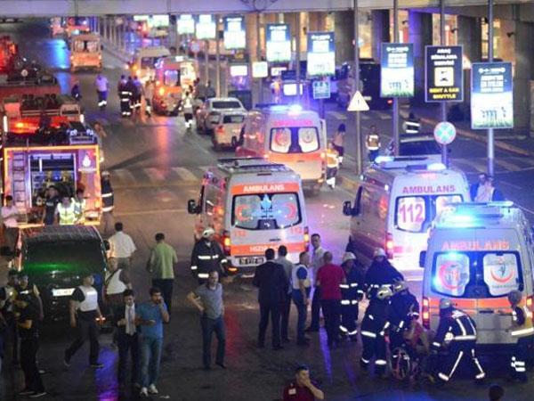Turki Tuduh Kelompok Militan ISIS Pelaku di Balik Serangan Teror Bom Bunuh Diri