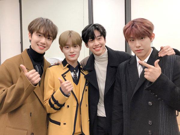 Debut Mei, Boy Group Baru Brand New Music Ungkap Nama Grup dan Maknanya