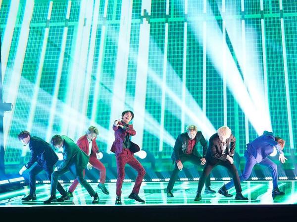 Penampilan Memukau BTS Pecahkan Panggung 'America's Got Talent'