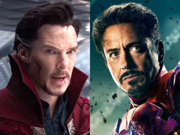 Beda 8 Tahun, 'Doctor Strange' Resmi Salip Rekor 'Iron Man'!