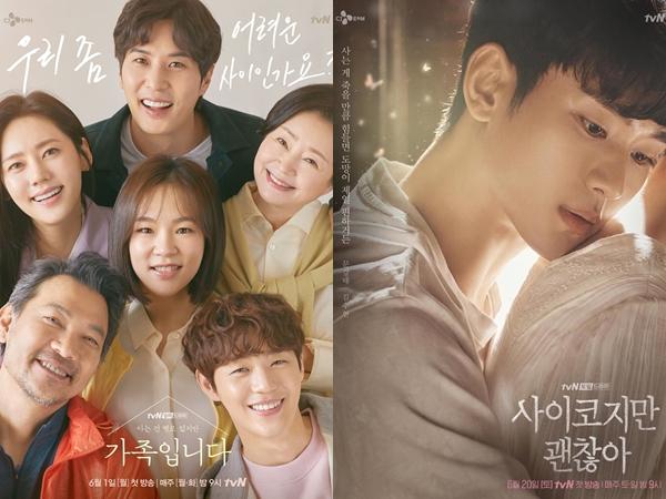 Drama Korea yang Paling Dinantikan Tayang di Bulan Juni 2020