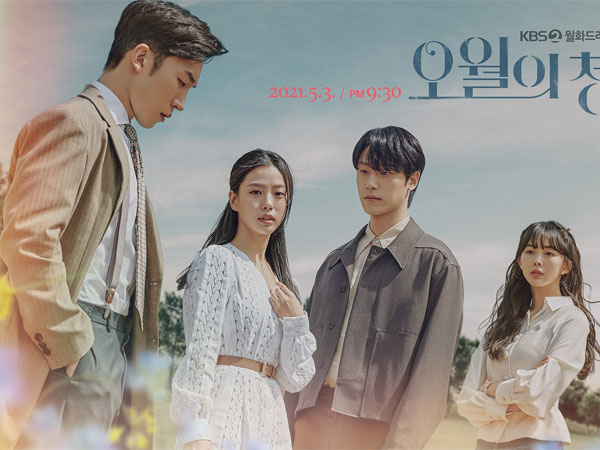 Lee Do Hyun, Go Min Si, Lee Sang Yi, dan Geum Sae Rok Meratapi Nasib di Poster 'Youth of May'