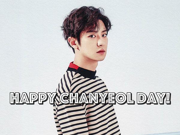 #HappyChanyeolDay Yuk Intip 9 Hal Tentang Chanyeol yang Bikin Wanita Jatuh Hati!