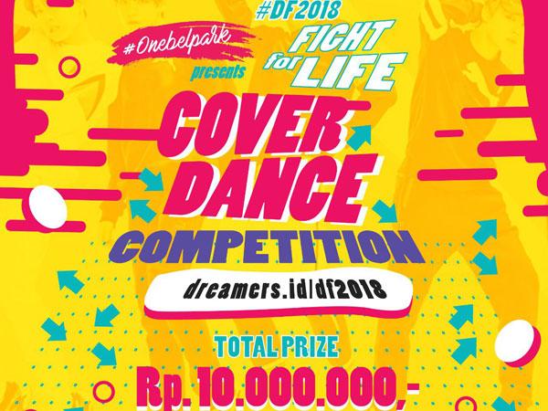 Ikut Kompetisi Dance Cover di 'Dreamers Festival 2018' dan Raih Hadiah Total Rp 10 Juta!