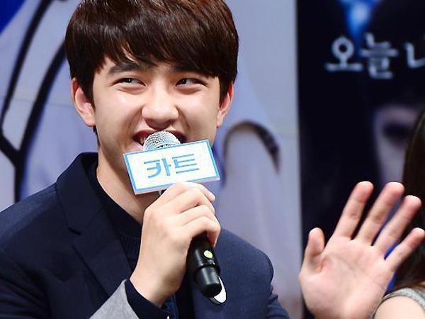 Ini Alasan D.O EXO Rekomendasi Film 'Cart' Untuk Para Remaja