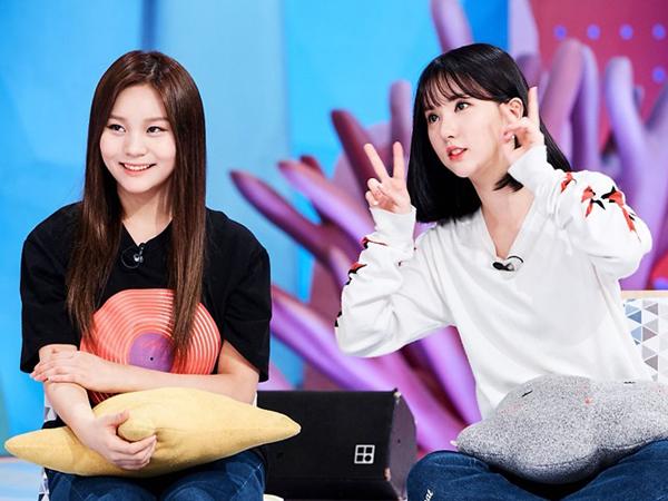 Tak Makan Ini Selama Setahun Jadi Kunci Eunha dan Umji G-Friend Sukses Turunkan Berat Badan