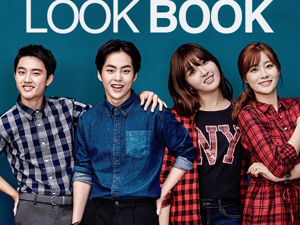 EXO dan AOA Tampil Classy & Casual untuk SPAO Koleksi F/W 2015