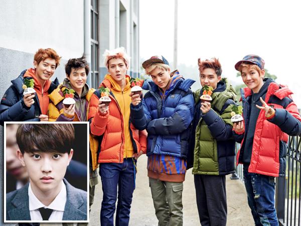 Para Member EXO-K Takut Pada D.O Saat Pertama Bertemu?