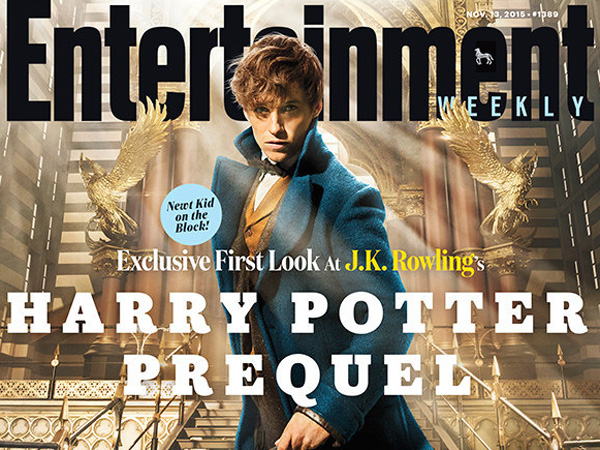 Penggemar Heboh Teaser Pertama Spin-Off 'Harry Potter' Dirilis