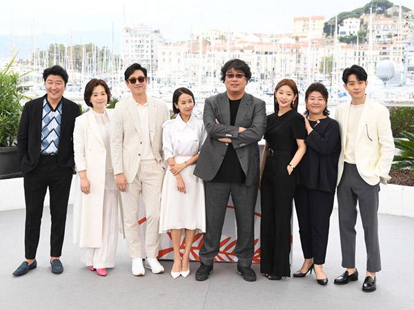 Parasite, Film Korea Pertama yang Raih Penghargaan Tertinggi di Festival Film Cannes