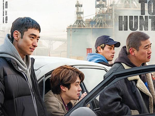 Film Choi Woo Sik - Lee Je Hoon 'Time to Hunt' Umumkan Jadwal Tayang