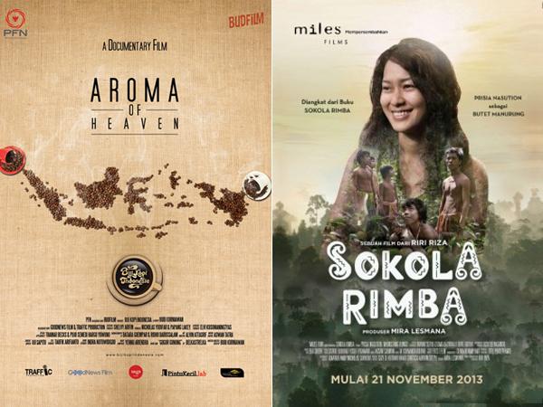 Selamat! Dua Film Indonesia Raih Penghargaan di Cina!