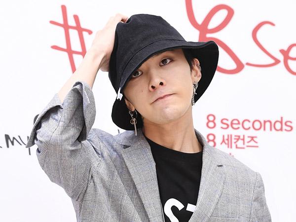 Terungkap G-Dragon Dirawat Lagi Akibat Cedera Kaki, Begini Kondisinya Sekarang
