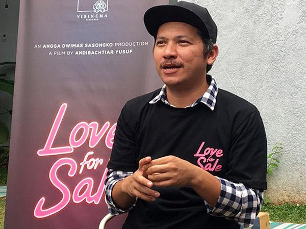 Cerita Gading Marten Soal Perannya di Film 'Love For Sale'