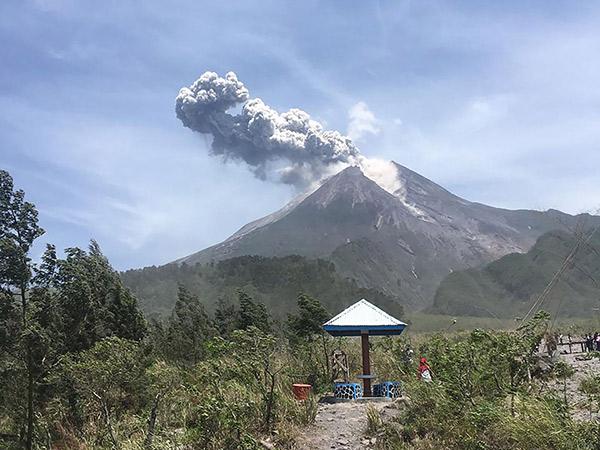 BPDB Siapkan Skenario Terburuk Dampak dari Letusan Gunung Merapi