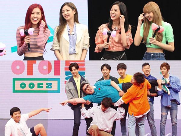 Menyesuaikan Jadwal Comeback Grup Idola, Program 'Idol Room' Umumkan Perubahan Jam Tayang