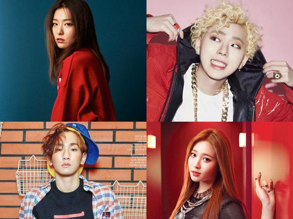 Tak Hanya Keren di Atas Panggung, Sederet Idola K-Pop Ini Punya Bakat Menggambar yang Luar Biasa