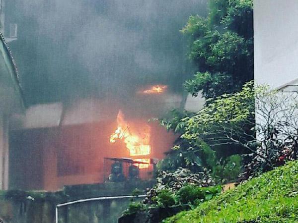 IPB Kebakaran, Kerugian Diperkirakan Mencapai Miliaran Rupiah