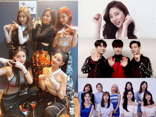 Manisnya JYP Family Beri Pesan Dukungan untuk Anggota Keluarga Baru, ITZY