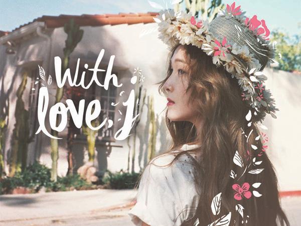 Yeayy! Jessica Jung Akhirnya Ungkap Tanggal Perilisan Album Barunya!