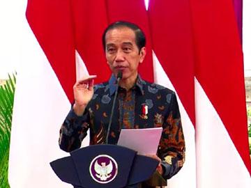Jokowi Beberkan Angka Kesembuhan COVID-19 Indonesia Membaik Jauh Di Atas Dunia