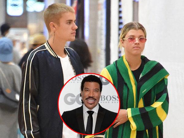 Sofia Richie Lepas Kendali, Lionel Richie Salahkan Justin Bieber?