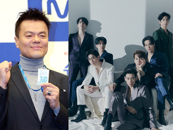 JYP Unfollow Member GOT7 Jelang Kontrak Habis, Ada Apa?