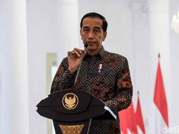 Jokowi Sebut Pantau Bocoran Nama-nama yang Beredar: Susunan Kabinet Sudah Rampung!