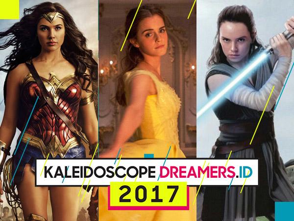 Girl Power! Ini Film-Film Terlaris 2017 yang 'Dipimpin' Oleh Karakter Wanita dan Ukir Sejarah